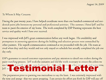 Business letters job search testimonials html templates employee job recommendation letter sample writing professional altavistaventures Image collections
