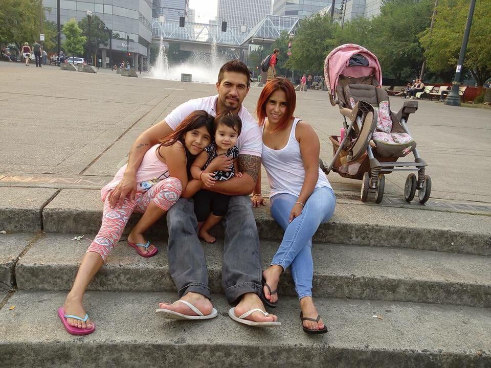 mauri + family