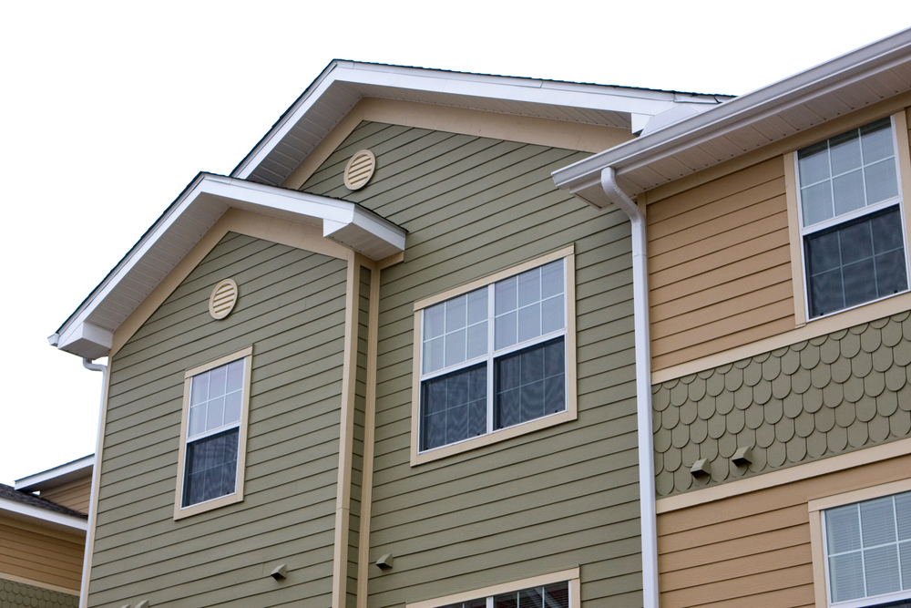 Is It Possible To Repaint Your Fascia And Soffit Esp