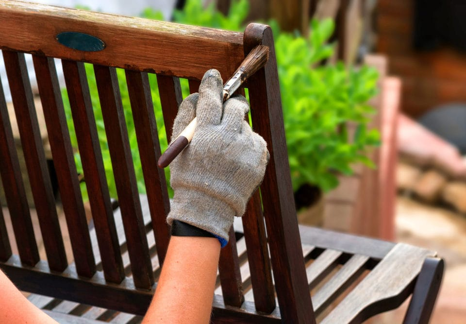 How to Resurface and Stain a Wooden Chair